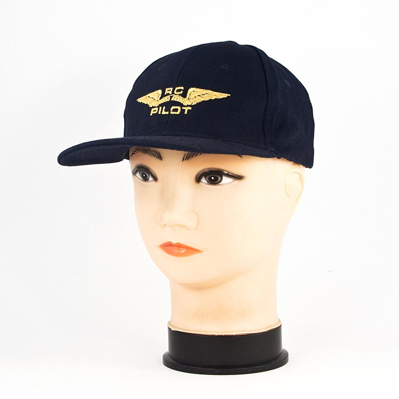 RC pilot Cap - colour NAVY